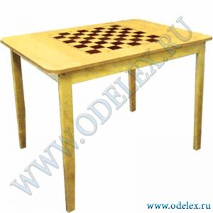 МХ-14 Стол шахматный (массив)