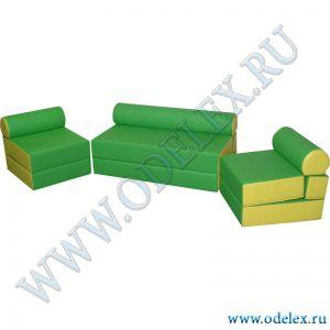 """Б-3 Мягкая мебель """"Трансформер 2"""""""