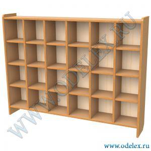 М-113 Шкаф для горшков (24 места)