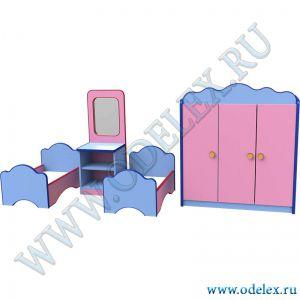 М-14 Комплект спальной мебели