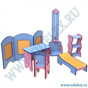 М-7 Поликлиника (6 предметов)