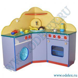 """M-3-1 Кухня """"Мальвина"""" малая"""