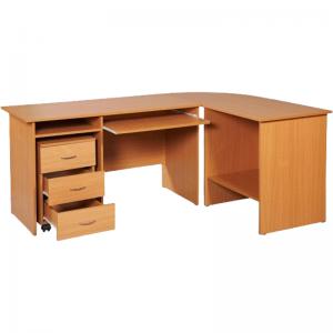 Угловые учительские столы