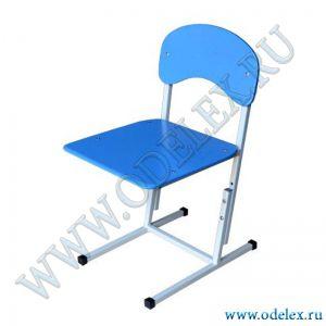 ММ-32-1 Стул детский регулируемый (г.р.1-3) синий