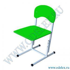 ММ-32-4 Стул детский регулируемый (г.р.1-3) зеленый