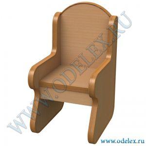 М-117 Стул-кресло (кукольное)
