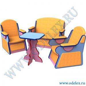 М-8 Набор мягкой мебели