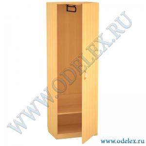 К-1-3 Шкаф 1-ств. платяной