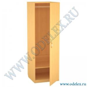 К-1-6 Шкаф 1-ств. платяной