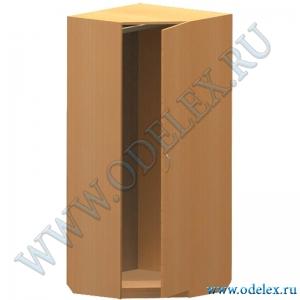 К-12 Шкаф угловой платяной