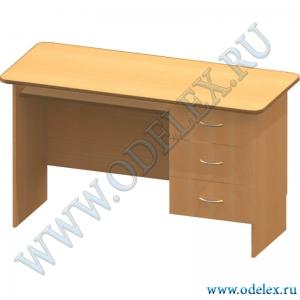 К-31 Стол письменный с 3-мя ящиками