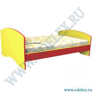 М-338 Кровать детская полукруглая спинка