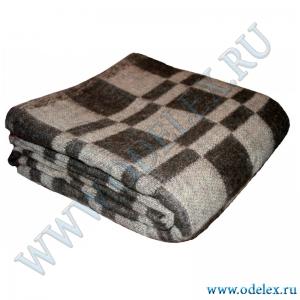 Одеяло детское полушерсть