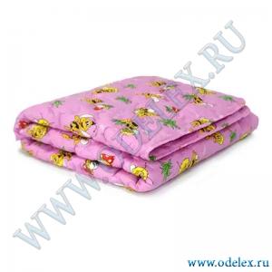Одеяло детское шерсть( облегченное)