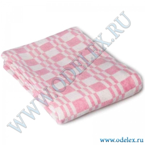 Одеяло детское байковое (Шуя)
