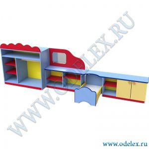 М-15 Спальня с уголком ряжений