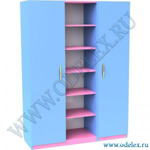 М-31 Шкаф для кабинета (3 секции)