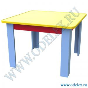 М-83-4 Стол квадратный